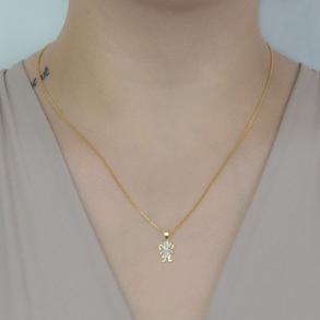 Colar-Com-Pingente-Menina-Todo-Cravejado-Com-Zirconias-Cristais-Em-Banho-de-Ouro-18K