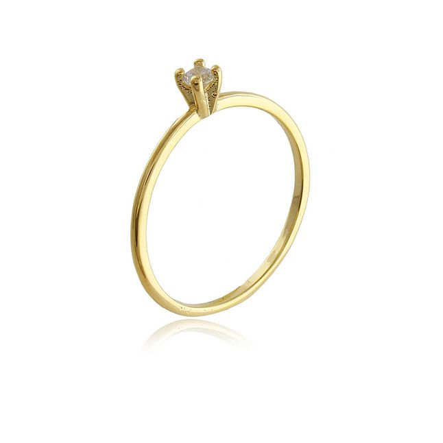 Anel-Solitario-Com-Zirconia-Cristal-Banhado-Em-Ouro-18K